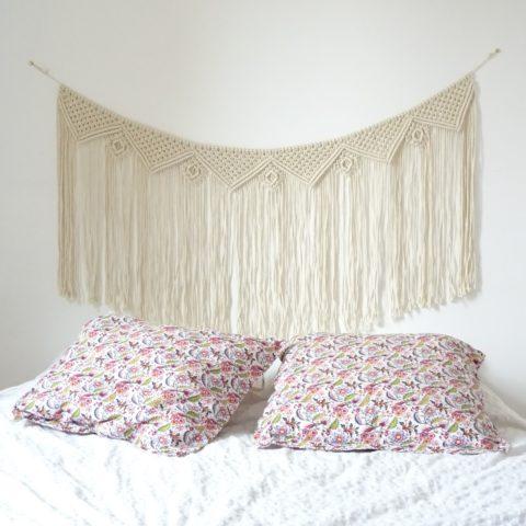 guirlandes archives manawea macram. Black Bedroom Furniture Sets. Home Design Ideas